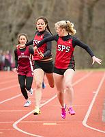 St Pauls School varsity track. ©2017 Karen Bobotas Photographer