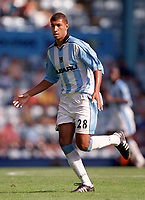 Jay Bothroyd (Coventry City) Coventry City v Ajax, Pre-Season Friendly, 12/08/2000. Credit: Colorsport / Matthew Impey