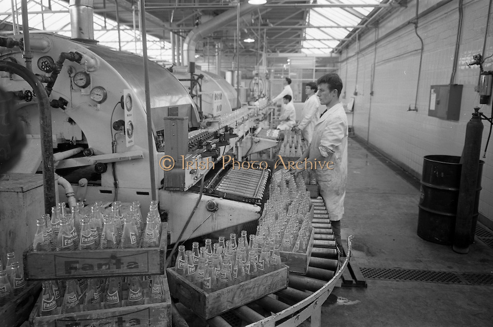 21/5/1965<br /> 5/21/1965<br /> 21/5/1965<br /> <br /> General view of Syrup room in John Egan & Son's Coca Cola Plant in Chapelizod Dublin