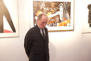 GERALD LAING, Exhibition of Gerald Laing Graphics. Opening of the Morton Metropolis Gallery. Hosted by Serena Morton and Raye Cosbert.  London. 10 February 2010