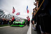 January 24-28, 2018. IMSA Weathertech Series ROLEX Daytona 24. 2 Tequila Patron ESM, Nissan DPi, Scott Sharp, Ryan Dalziel, Olivier Pla