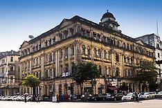 Sofaer Building, Yangon, Myanmar
