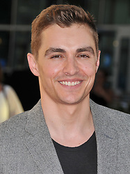"""Dave Franco arrives at Netflix's """"Glow"""" Los Angeles Premiere held at the Arclight Cinerama Dome in Los Angeles, CA on Wednesday, June 21, 2017.  (Photo By Sthanlee B. Mirador) *** Please Use Credit from Credit Field ***"""