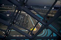 November 23, 2018 - Abu Dhabi, United Arab Emirates - Motorsports: FIA Formula One World Championship 2018, Grand Prix of Abu Dhabi, World Championship;2018;Grand Prix;Abu Dhabi, #3 Daniel Ricciardo (AUS, Red Bull Racing), #7 Kimi Raikkonen (FIN, Scuderia Ferrari) (Credit Image: © Hoch Zwei via ZUMA Wire)