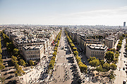 PARIS CAR FREE DAY ON THE CHAMPS ELYSEES , PARIS , FRANCE<br /> ©Exclusivepix Media