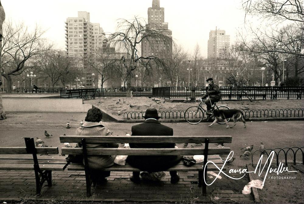 New York 1986- Central Park.  Scanned as Ektar 125.© Laura Mueller