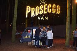 Latitude Festival 2017, Henham Park, Suffolk, UK. Prosecco van in the Solas area