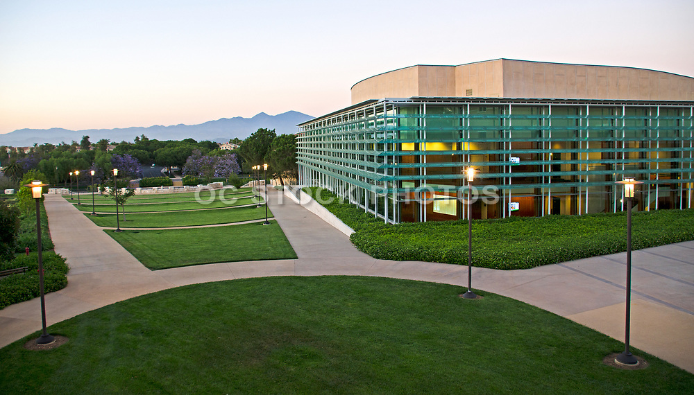 Performing Arts Center at Soka University