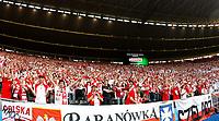GEPA-1206086878 - WIEN,AUSTRIA,12.JUN.08 - FUSSBALL - UEFA Europameisterschaft, EURO 2008, Oesterreich vs Polen, AUT vs POL. Bild zeigt Fans.<br />Foto: GEPA pictures/ Felix Roittner