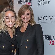 NLD/Amsterdam/20191203 - Lancering 13e Amsterdam XXXL, Lieke van Lexmond en zus Jetteke van lexmond