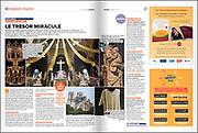 L'1visible Juin 2019, le trésors miraculé de Notre Dame de Paris.<br /> Marc-Antoine Mouterde