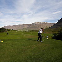 Ísafjörður - Golf