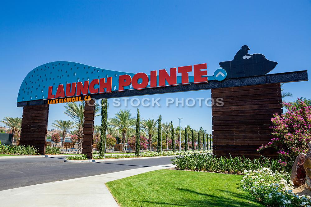 Launch Pointe Recreation Destination Entrance