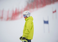 Division III high school alpine ski race at Gunstock.  Karen Bobotas for the Laconia Daily Sun