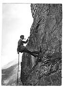 Uncle Norman Potter. Wales 1936© Copyright Photograph by Dafydd Jones 66 Stockwell Park Rd. London SW9 0DA Tel 020 7733 0108 www.dafjones.com