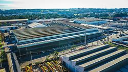 Foto aérea das Empresas Randon, localizado em Caxias do Sul (RS. FOTO: Jefferson Bernardes/ Agência Preview