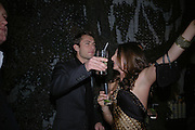 JUDE LAW AND NATASHA CORRETT. Why Not?  in aide of the orphans of the Rwandan genocide. Westbourne Studios. 24 November 2005. ONE TIME USE ONLY - DO NOT ARCHIVE  © Copyright Photograph by Dafydd Jones 66 Stockwell Park Rd. London SW9 0DA Tel 020 7733 0108 www.dafjones.com