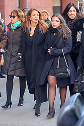 Jill Zarin departs from the funeral for her late husband, Bobby Zarin today. She was comforted by Bethenny Frankel, Patti Stanger and Marla Maples. Mr. Zaron died of cancer. 15 Jan 2018 Pictured: Jill Zarin. Photo credit: ZapatA/MEGA TheMegaAgency.com +1 888 505 6342