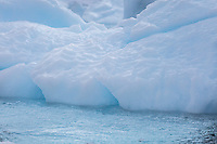 Stunning icy landscapes of Antarctica.