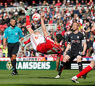Middlesbrough v Rotherham United 110415