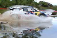 MOTORSPORT - WRC 2012 - ARGENTINA RALLY - CORDOBA  - 26 TO 29/04/2012 - PHOTO : FRANÇOIS BAUDIN / DPPI - <br /> 01  LOEB Sebastien - ELENA Daniel / CITROEN DS 3 - WRC / Action