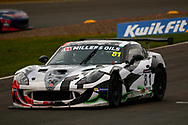 Tom Hibbert(GBR) Privateer during the Millers Oil Ginetta GT4 Supercup Championship at Knockhill Racing Circuit, Dunfermline, Scotland on 15 September 2019.