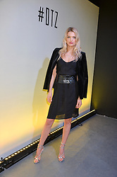 LONDON, ENGLAND 6 DECEMBER 2016: <br /> Lily Donaldson at the Fabergé Visionnaire DTZ Launch held on the 39th Floor Penthouse, South Bank Tower, Upper Ground, London, England. 6 December 2016.