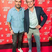 NLD/Amsterdam/20190111 - Top 40 launch Party, Erik de Zwarten Dave Minneboo