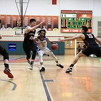 Men's Basketball: Clarks Summit University Defenders vs.