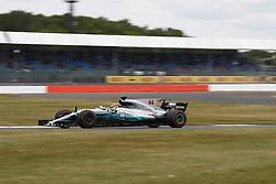July 14, 2017 - Silverstone, Great Britain - Motorsports: FIA Formula One World Championship 2017, Grand Prix of Great Britain, .#44 Lewis Hamilton (GBR, Mercedes AMG Petronas F1 Team) (Credit Image: © Hoch Zwei via ZUMA Wire)