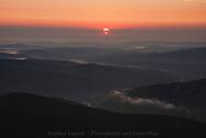 Powderface Ridge and Elbow River Sunrise