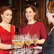 NLD/Amsterdam/20151102 - Boekpresentatie Extase, Heleen van Royen en Halina Reijn