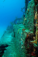 View Along Starboard Side, Doc Paulson, Grand Cayman
