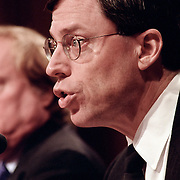 Philip Zelikow, Executive Director of the 9/11 Commission, delivering a Staff Statement at the 9/11 Commission's Public Hearing Number 8 on Tuesday, 23 March 2004.