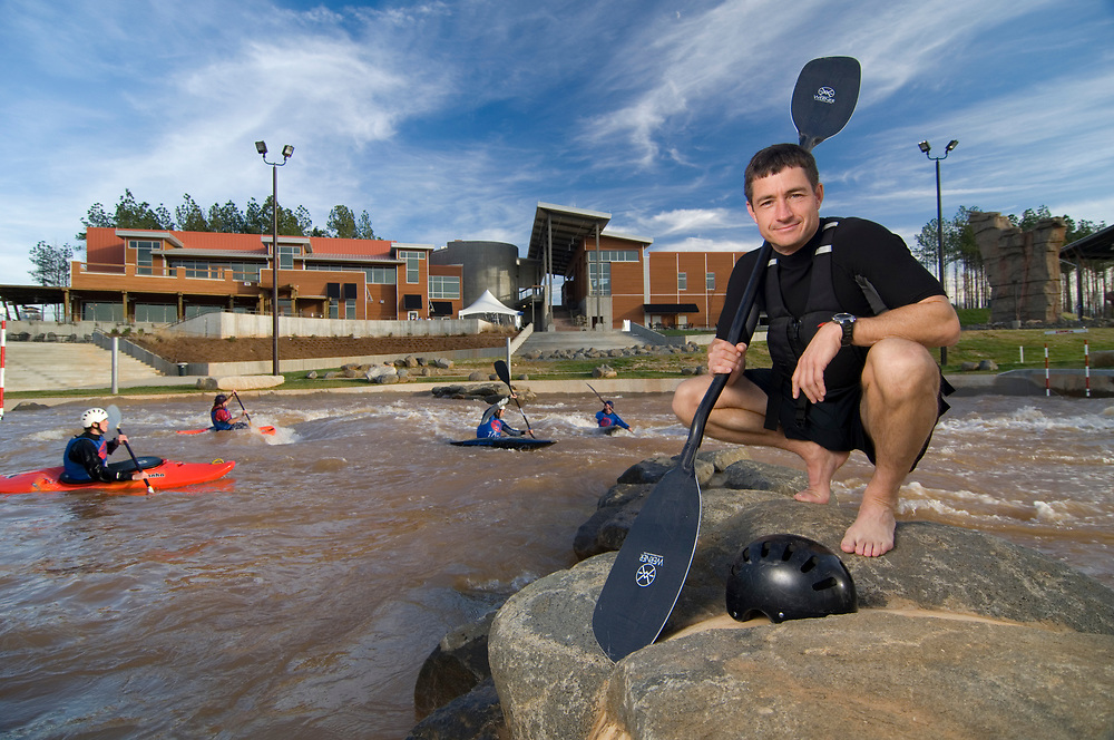 Jeff Wise, US National Whitewater Center<br /> Executive Director