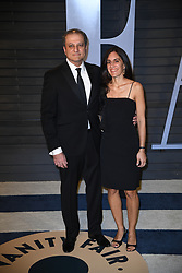Preet Bharara attending the 2018 Vanity Fair Oscar Party hosted by Radhika Jones at Wallis Annenberg Center for the Performing Arts on March 4, 2018 in Beverly Hills, Los angeles, CA, USA. Photo by DN Photography/ABACAPRESS.COM