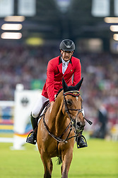 VAN DER HASSELT Yves (BEL), Jeunesse<br /> Aachen - CHIO 2018<br /> Mercedes Benz Nationenpreis<br /> 19. Juli 2018<br /> © www.sportfotos-lafrentz.de/Stefan Lafrentz