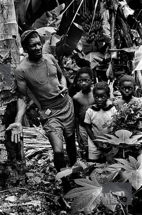 Port Antonio family