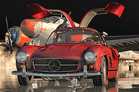 There is no denying that the Mercedes 300SL Gullwing was one of the most sought after and popular cars of its time. It had all the glamour and class that a car should have and is still considered to be a top luxury car up until this day. It was designed by the great Dieter Heckes, who is widely regarded as the designer of the modern sleek design for the German car manufacturers. In fact, the sleekness of the 300SL Gullwing is what has made it so widely admired, and the car's silhouette remains the same today as it did back then.<br /> <br /> The Mercedes 300SL Gullwings shape is what gives it its timeless appeal, as the lines are very sharp and clean, giving off a contemporary feel that many people appreciate when they are driving the modern day. The unique styling of the car and the elegant looks is what makes the modern day Mercedes 300Slim look so graceful and elegant on the road, and the long and low-sloped roofs of the car have been able to keep the interior of the car relatively cool, which also helps the car to save fuel. The sleek design of the Mercedes 300SL Gullwingsr is what makes the modern day Mercedes a very desirable car, and the great Gullwing engine is what allows it to reach those speeds.<br /> <br /> The great Gullwing engine is what is responsible for making the car one of the most efficient and reliable on the road, and as a result, the car is one of the most popular of all time. The smooth and seamless lines of the car's bodywork set it apart from the vast array of other cars on the road today. The sleekness and design of the car have led to millions of Mercedes being sold throughout the years, and as a result, the car's popularity never seems to wane. The Gullwing is a design that speak of perfection, and as a result, Mercedes has never disappointed its fans. The design of the car is one of the hallmarks of the beauty that is inherent in the Mercedes, and the sleek bodywork and great performance are responsible for this success.