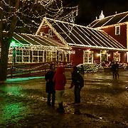 Clifton Mill Christmas Lighting Display