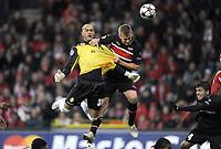 Fotball<br /> Champions League<br /> Standard Liege v AZ Alkmaar<br /> 09.12.2009<br /> Foto: Photonews/Digitalsport<br /> NORWAY ONLY<br /> <br /> BUT SINAN BOLAT