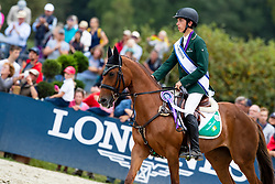 Daniels Cathal, IRL, Rioghan Rua <br /> European Championship Eventing<br /> Luhmuhlen 2019<br /> © Hippo Foto - Stefan Lafrentz<br /> 01/09/2019