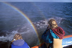 Jojo & Karina & Gray Whale