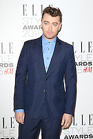 Sam Smith, ELLE Style Awards, Sky Garden, London UK, 24 February 2015, Photo by Richard Goldschmidt