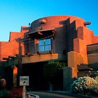 USA, Arizona, Fountain HIlls. Inn at Eagle Mountain Golf Resort Reception