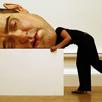 Scottish National Gallery,Edinburgh.Photograph David Cheskin/Press Association
