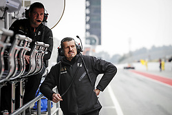 February 20, 2019 - Barcelona, Spain - STEINER Guenther (ita), Team Principal of Haas F1 team, portrait during Formula 1 winter tests from February 18 to 21, 2019 at Barcelona, Spain - Photo  /  Motorsports: FIA Formula One World Championship 2019, Test in Barcelona, (Credit Image: © Hoch Zwei via ZUMA Wire)