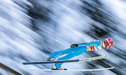 15.12.2017, Gross Titlis Schanze, Engelberg, SUI, FIS Weltcup Ski Sprung, Engelberg, im Bild Richard Freitag (GER) // Richard Freitag of Germany during Mens FIS Skijumping World Cup at the Gross Titlis Schanze in Engelberg, Switzerland on 2017/12/15. EXPA Pictures © 2017, PhotoCredit: EXPA/JFK