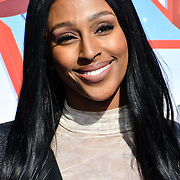 Alexandra Burke attend WONDER PARK Gala Screening at Vue, Leicester Square, London on 24 March 2019, London, UK.
