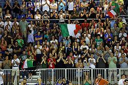 ITALIA - GIAPPONE<br /> AMICHEVOLE NAZIONALE ITALIANA FEMMINILE VOLLEY<br /> TREVIGLIO (BG) 17-07-2014<br /> FOTO GALBIATI - RUBIN